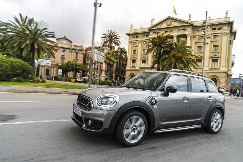 F60 MINI Cooper S E Countryman All4 plug-in hybrid to be launched in Malaysia, ROI now officially open Image #796513