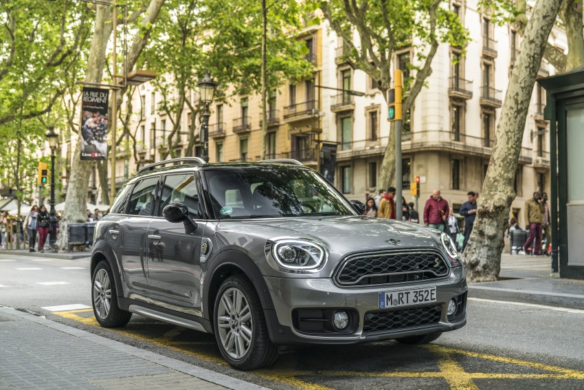 F60 MINI Cooper S E Countryman All4 plug-in hybrid to be launched in Malaysia, ROI now officially open Image #796514