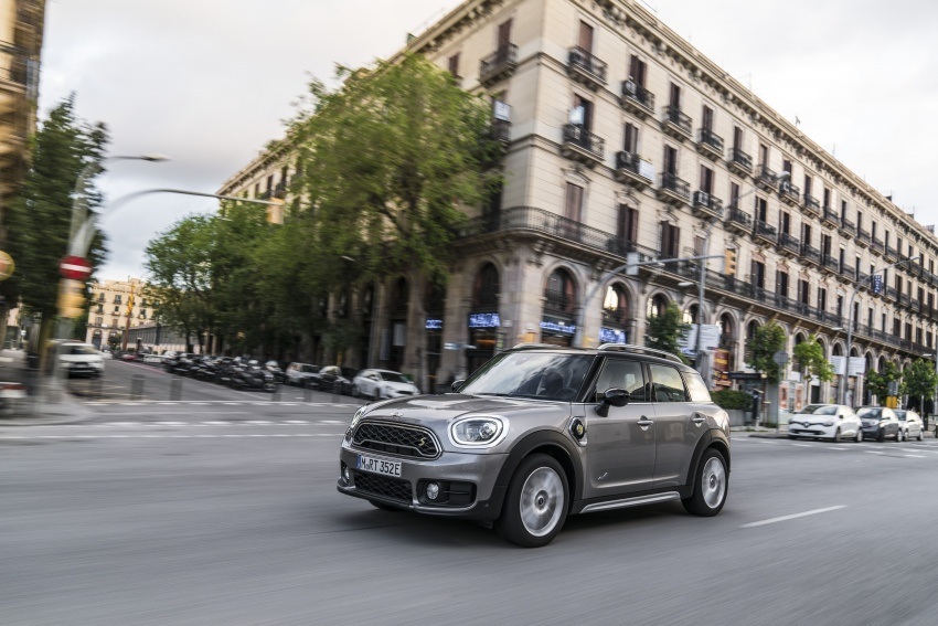 F60 MINI Cooper S E Countryman All4 plug-in hybrid to be launched in Malaysia, ROI now officially open Image #796517