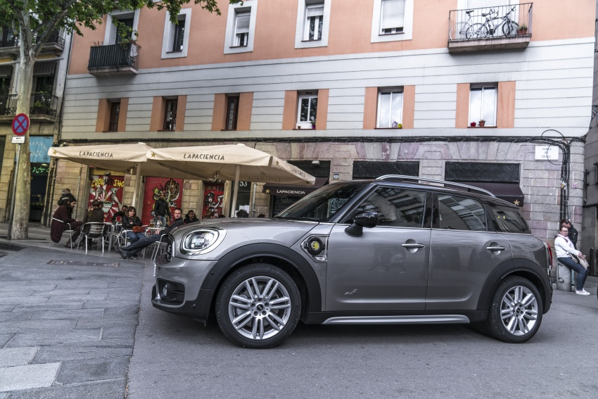 F60 MINI Cooper S E Countryman All4 plug-in hybrid to be launched in Malaysia, ROI now officially open Image #796437