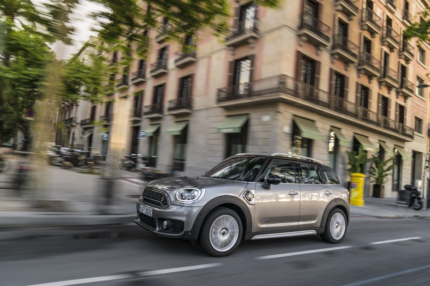 F60 MINI Cooper S E Countryman All4 plug-in hybrid to be launched in Malaysia, ROI now officially open Image #796520