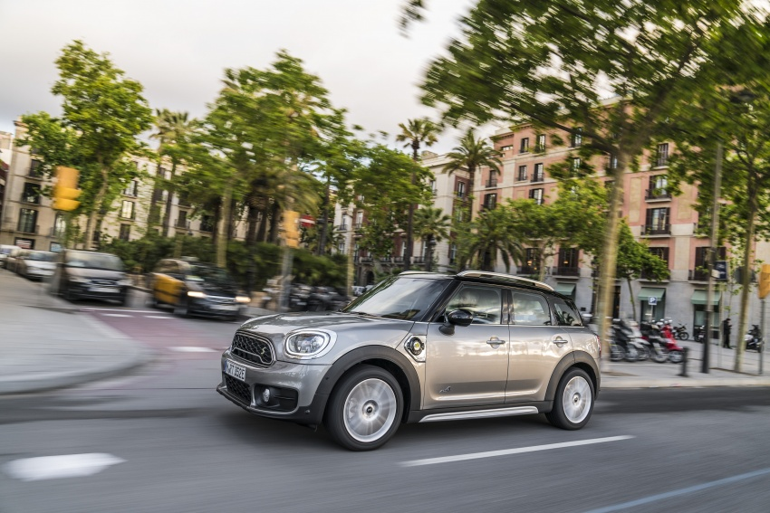 F60 MINI Cooper S E Countryman All4 plug-in hybrid to be launched in Malaysia, ROI now officially open Image #796521