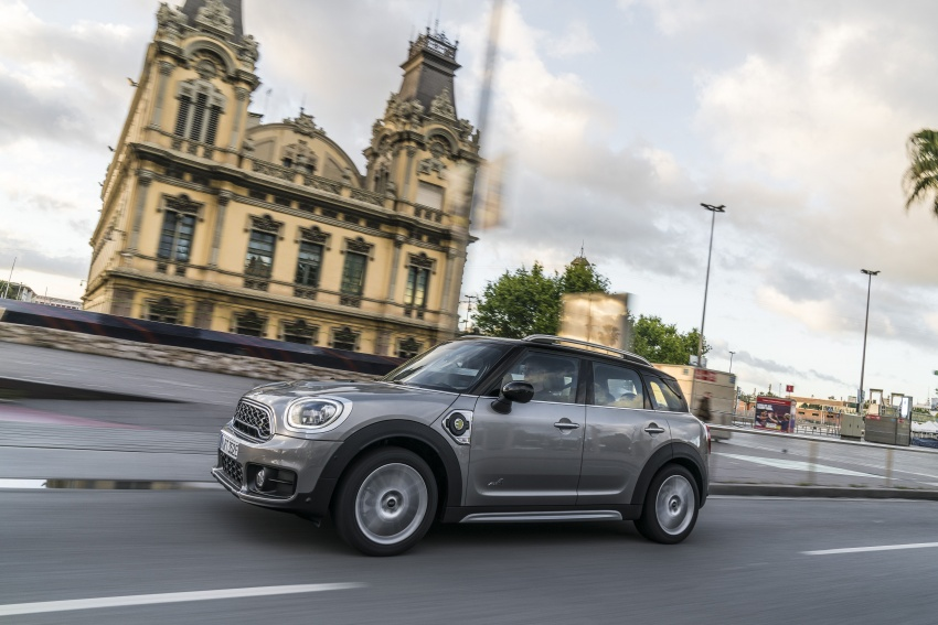 F60 MINI Cooper S E Countryman All4 plug-in hybrid to be launched in Malaysia, ROI now officially open Image #796522