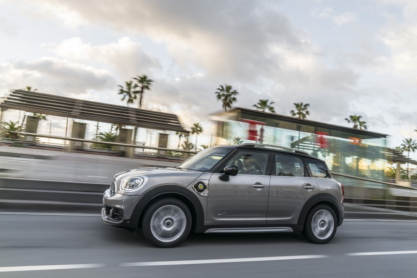 F60 MINI Cooper S E Countryman All4 plug-in hybrid to be launched in Malaysia, ROI now officially open Image #796523