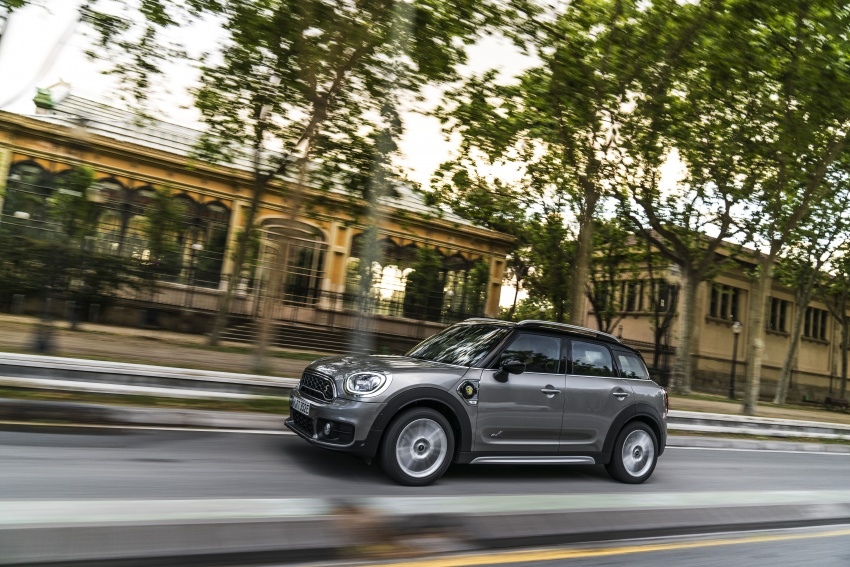 F60 MINI Cooper S E Countryman All4 plug-in hybrid to be launched in Malaysia, ROI now officially open Image #796525