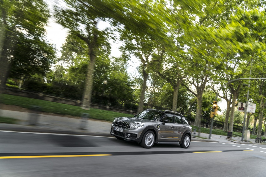 F60 MINI Cooper S E Countryman All4 plug-in hybrid to be launched in Malaysia, ROI now officially open Image #796527
