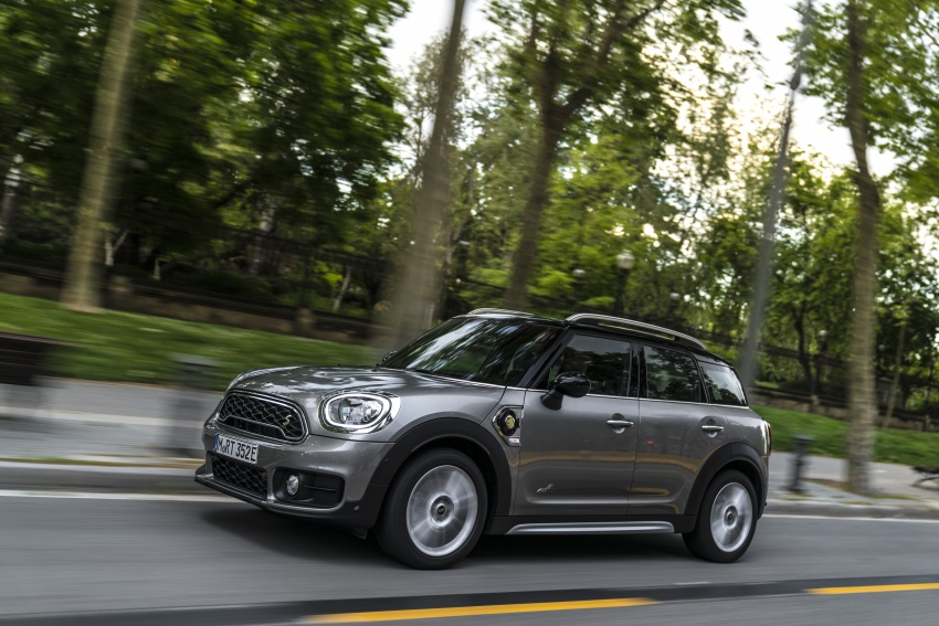F60 MINI Cooper S E Countryman All4 plug-in hybrid to be launched in Malaysia, ROI now officially open Image #796528
