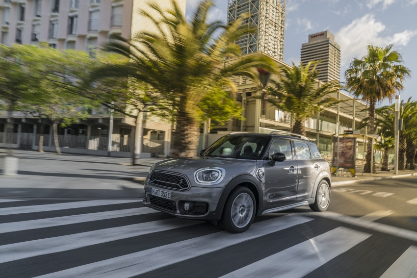 F60 MINI Cooper S E Countryman All4 plug-in hybrid to be launched in Malaysia, ROI now officially open Image #796529