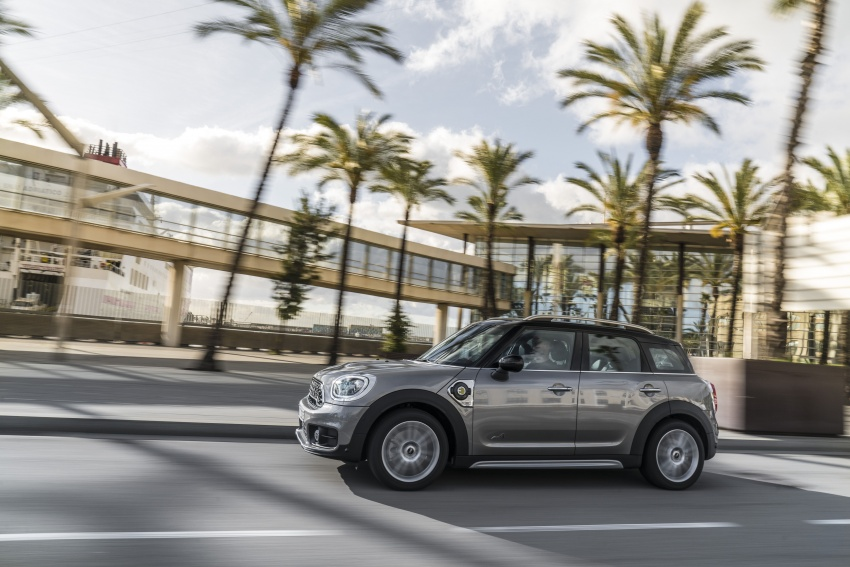 F60 MINI Cooper S E Countryman All4 plug-in hybrid to be launched in Malaysia, ROI now officially open Image #796530