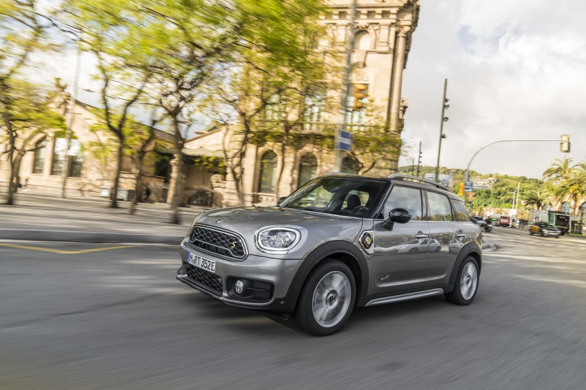F60 MINI Cooper S E Countryman All4 plug-in hybrid to be launched in Malaysia, ROI now officially open Image #796531