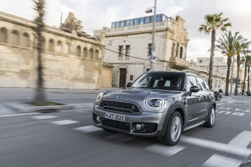 F60 MINI Cooper S E Countryman All4 plug-in hybrid to be launched in Malaysia, ROI now officially open Image #796532