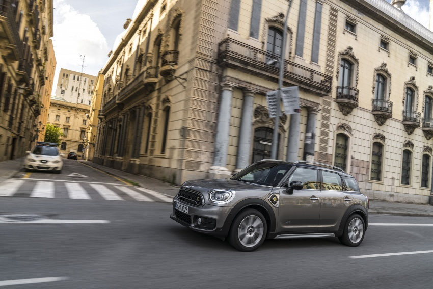 F60 MINI Cooper S E Countryman All4 plug-in hybrid to be launched in Malaysia, ROI now officially open Image #796533
