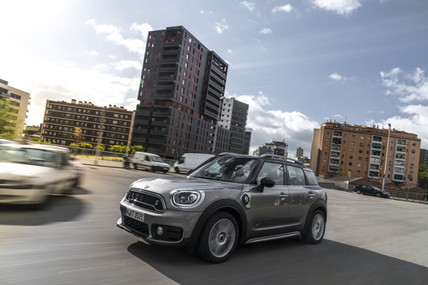 F60 MINI Cooper S E Countryman All4 plug-in hybrid to be launched in Malaysia, ROI now officially open Image #796534