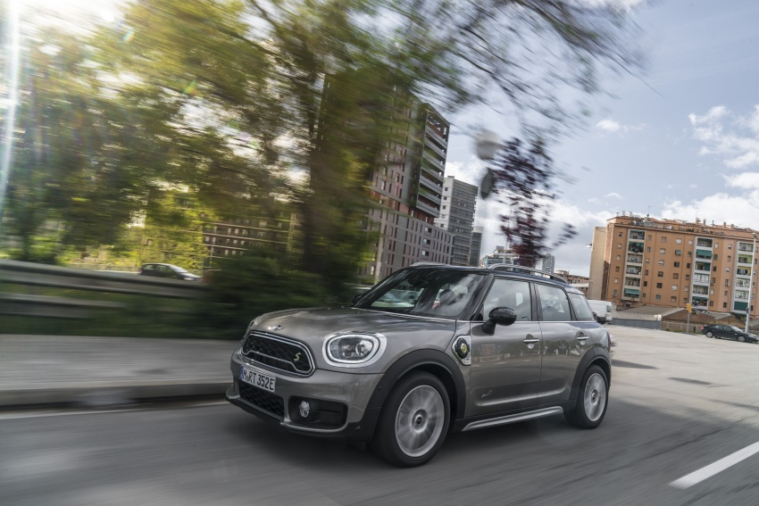 F60 MINI Cooper S E Countryman All4 plug-in hybrid to be launched in Malaysia, ROI now officially open Image #796535