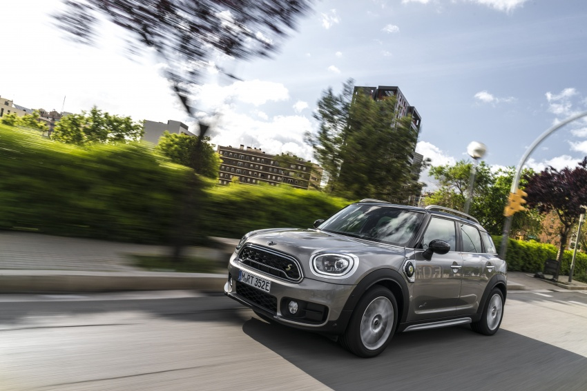 F60 MINI Cooper S E Countryman All4 plug-in hybrid to be launched in Malaysia, ROI now officially open Image #796536