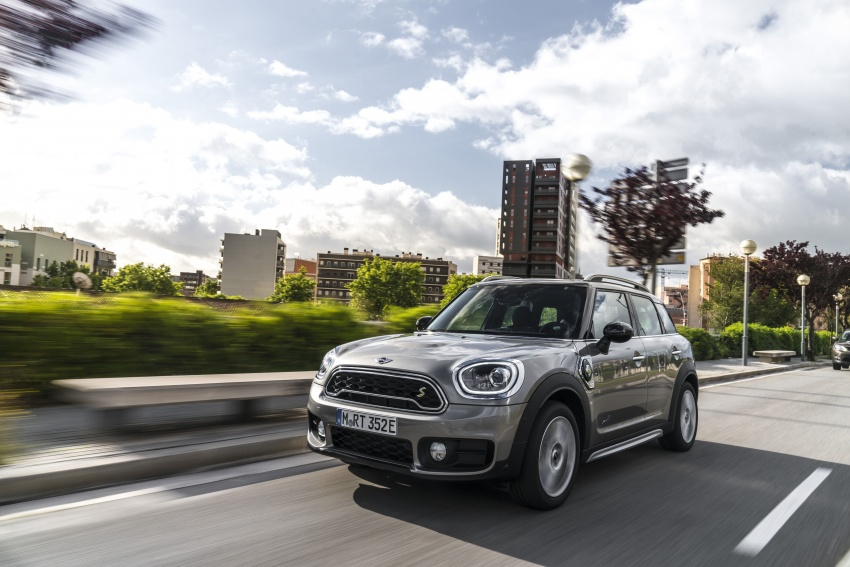 F60 MINI Cooper S E Countryman All4 plug-in hybrid to be launched in Malaysia, ROI now officially open Image #796537