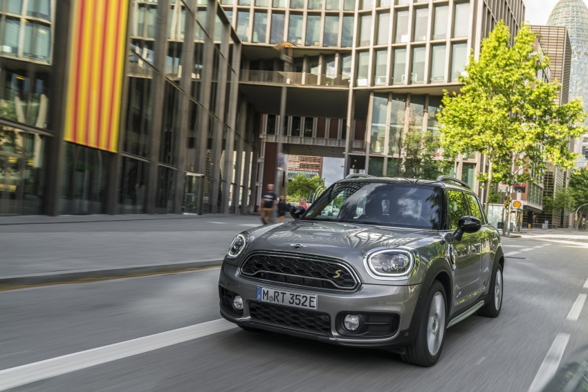 F60 MINI Cooper S E Countryman All4 plug-in hybrid to be launched in Malaysia, ROI now officially open Image #796538