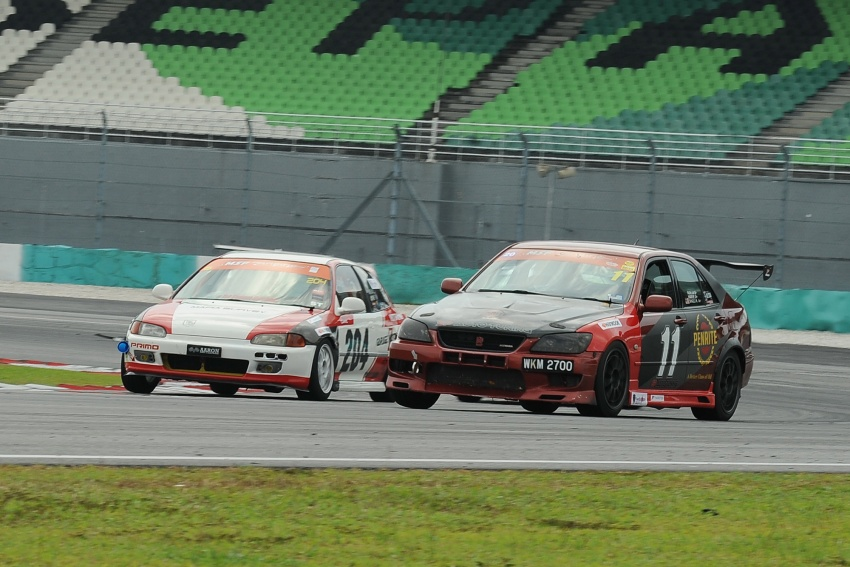 Malaysia Speed Festival Series 2018 Round 1 ends with intense and exciting action across 13 categories Image #785335