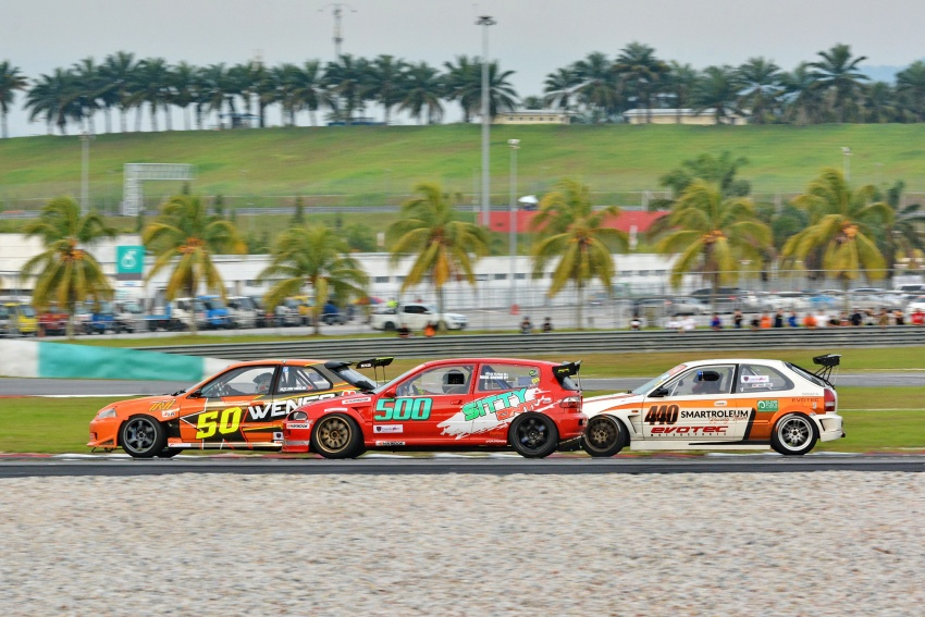 Malaysia Speed Festival Series 2018 Round 1 ends with intense and exciting action across 13 categories Image #785327