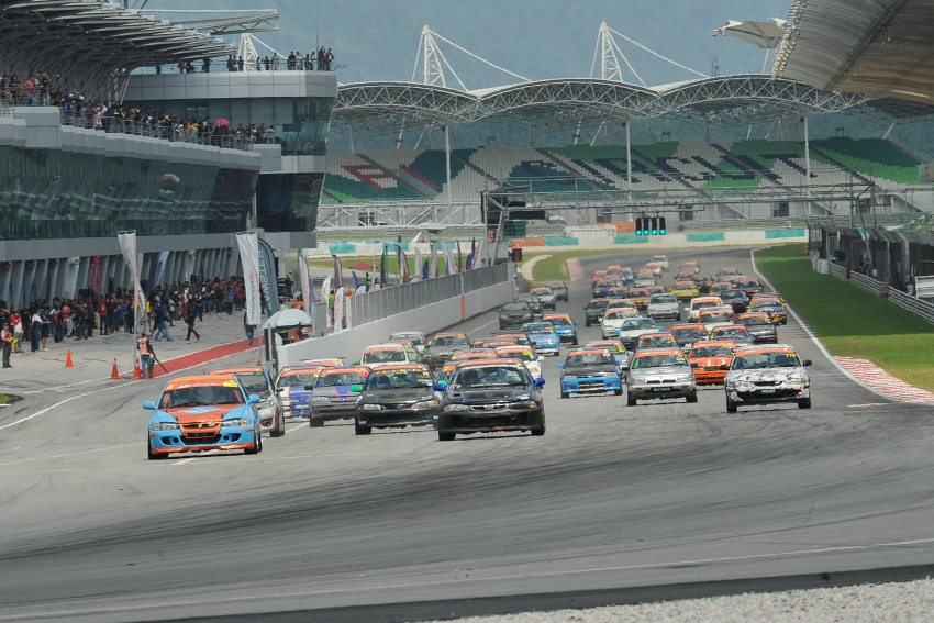 Malaysia Speed Festival Series 2018 Round 1 ends with intense and exciting action across 13 categories Image #785329