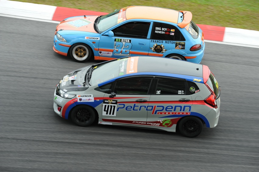 Malaysia Speed Festival Series 2018 Round 1 ends with intense and exciting action across 13 categories Image #785331