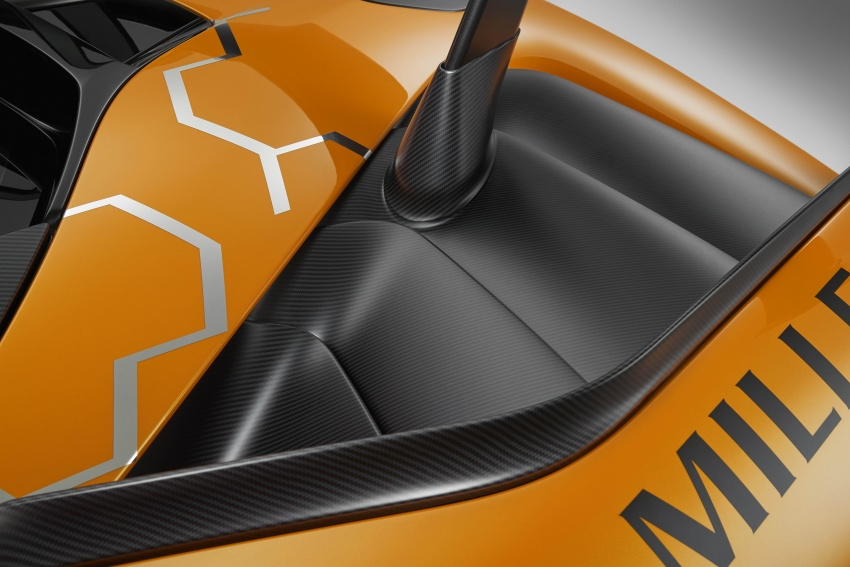 McLaren Senna GTR Concept – preview for limited-number model, over 814 hp, 1,000 kg of downforce Image #787699