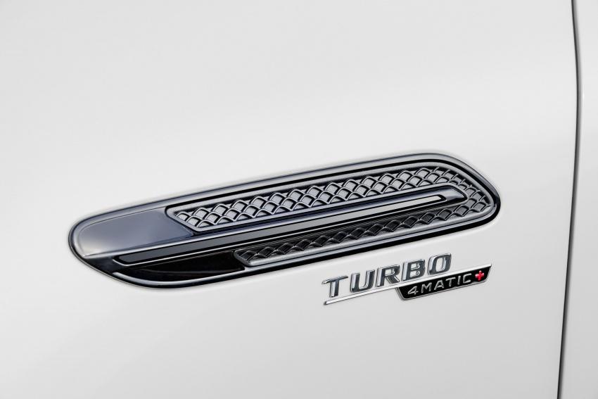 Mercedes-AMG GT Coupe 4-pintu didedahkan – tampil pilihan enjin 4.0L V8 twin turbo, 630 hp/900 Nm Image #787494