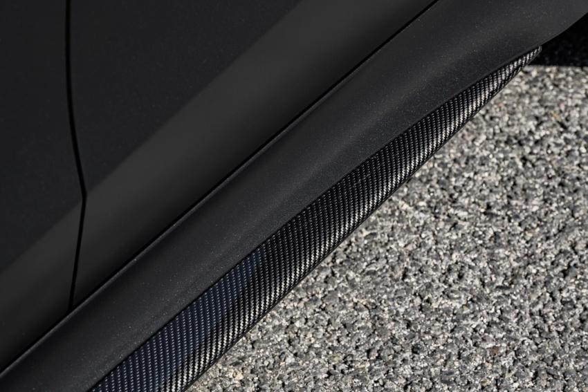 Mercedes-AMG GT Coupe 4-pintu didedahkan – tampil pilihan enjin 4.0L V8 twin turbo, 630 hp/900 Nm Image #787657