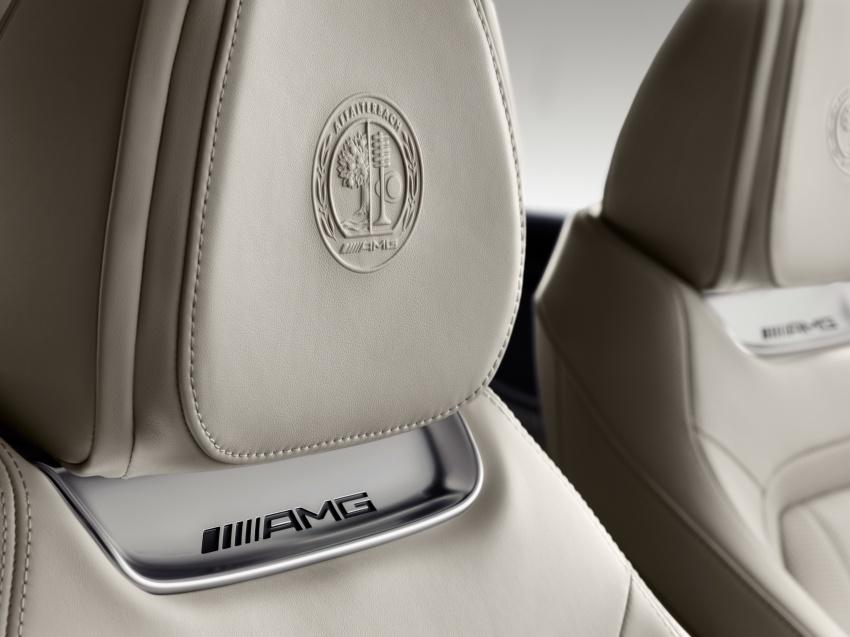 Mercedes-AMG GT Coupe 4-pintu didedahkan – tampil pilihan enjin 4.0L V8 twin turbo, 630 hp/900 Nm Image #787681