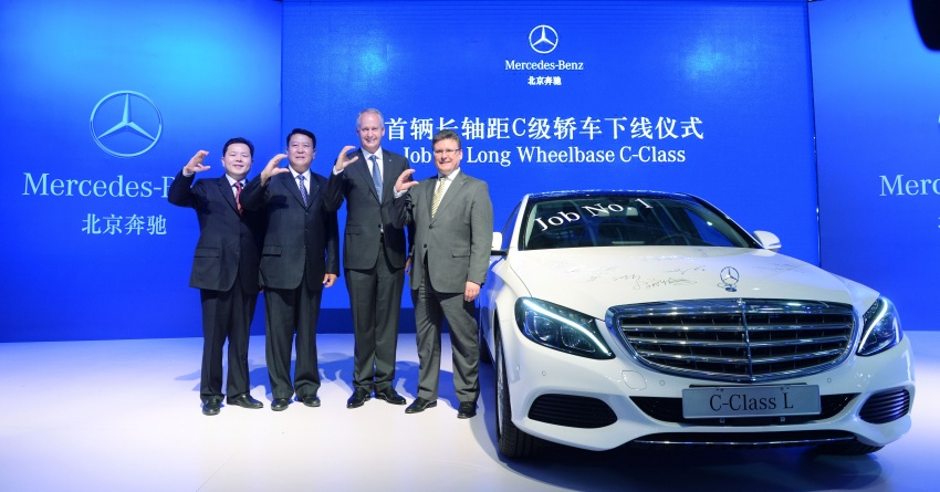 Daimler acquires a 3.93% stake in BAIC's EV division Image #788926