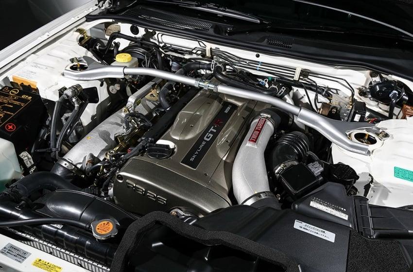 Nissan Skyline GT-R R34 V-Spec II Nür –  perbatuan hanya 10 km, akan dilelong dengan jangkaan RM1 juta Image #789548