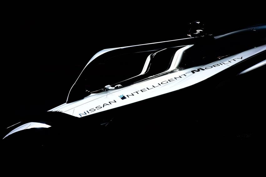Nissan jadi jenama Jepun pertama lumba Formula E Image #794332
