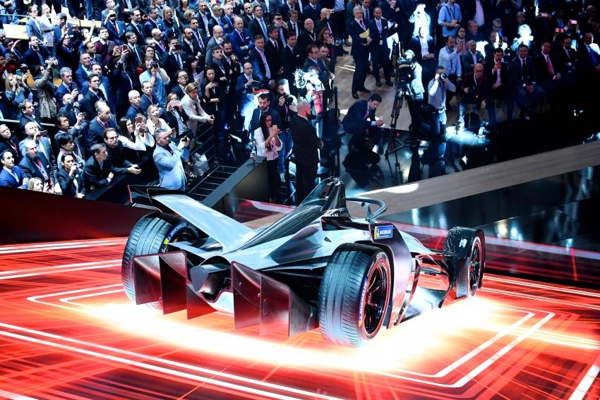 Nissan jadi jenama Jepun pertama lumba Formula E Image #794335