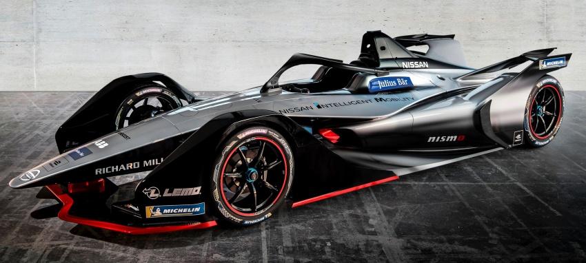 Nissan jadi jenama Jepun pertama lumba Formula E Image #794324