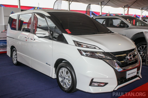 Nissan Serena S Hybrid Fifth Gen Previewed In Malaysia