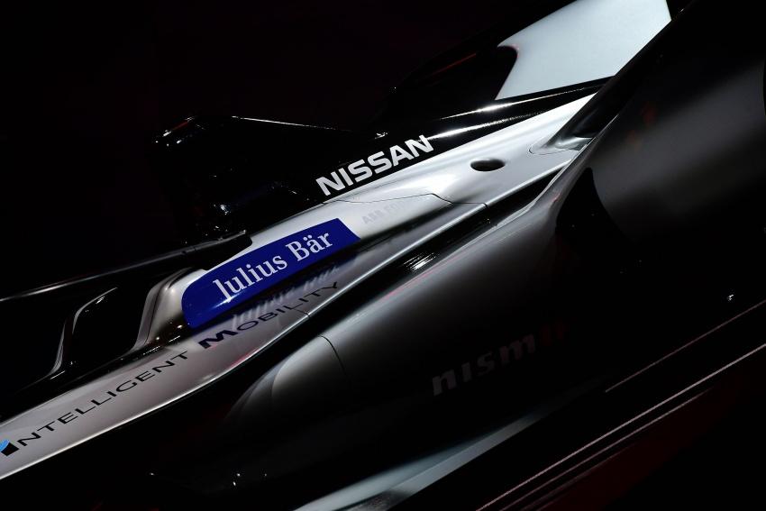 Nissan unveils Formula E livery for 2018/2019 season Image #787747