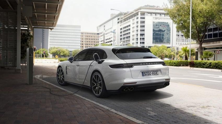Porsche Panamera Sport Turismo – wagon mewah kini diperkenalkan secara rasmi di M'sia dengan 3 varian Image #797561