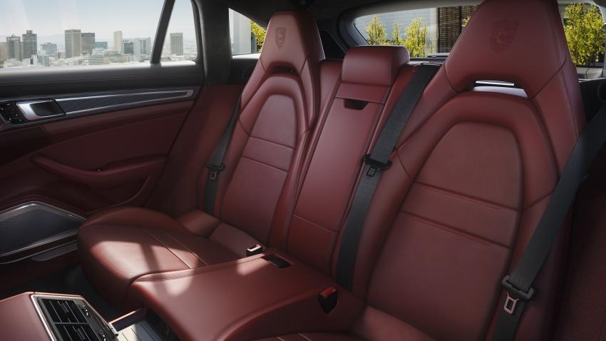 Porsche Panamera Sport Turismo – wagon mewah kini diperkenalkan secara rasmi di M'sia dengan 3 varian Image #797564