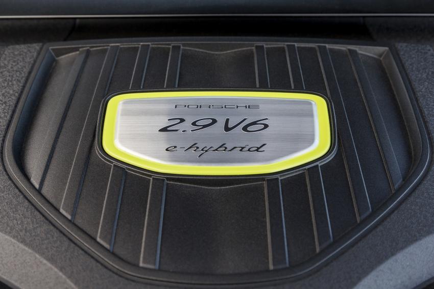 Porsche Panamera Sport Turismo – wagon mewah kini diperkenalkan secara rasmi di M'sia dengan 3 varian Image #797567