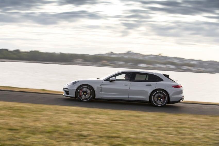Porsche Panamera Sport Turismo – wagon mewah kini diperkenalkan secara rasmi di M'sia dengan 3 varian Image #797636
