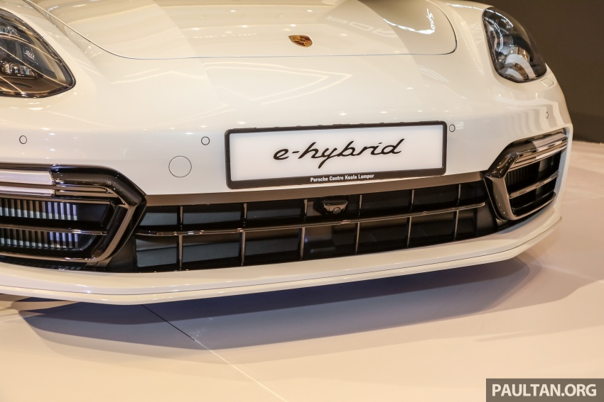 Porsche Panamera Sport Turismo in Malaysia – three variants including plug-in hybrid, RM990k to RM1.94m Image #798894