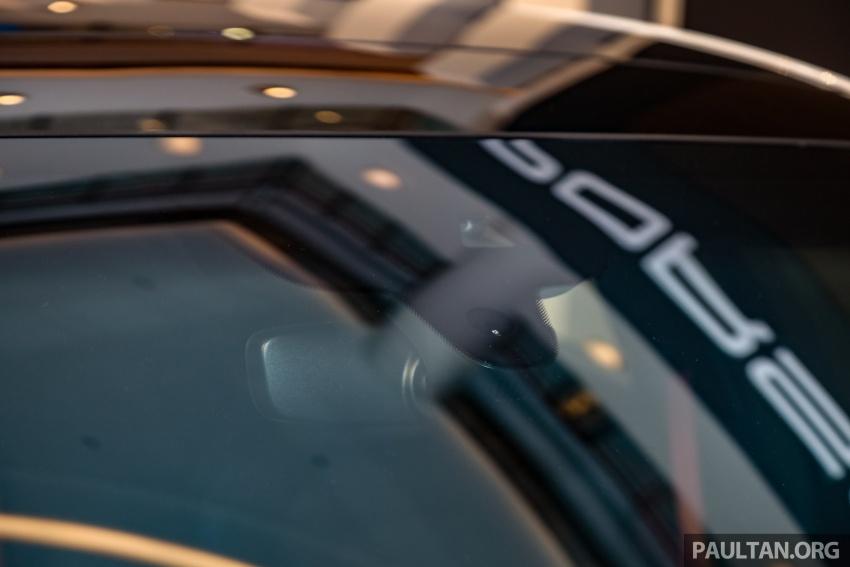 Porsche Panamera Sport Turismo – wagon mewah kini diperkenalkan secara rasmi di M'sia dengan 3 varian Image #798287