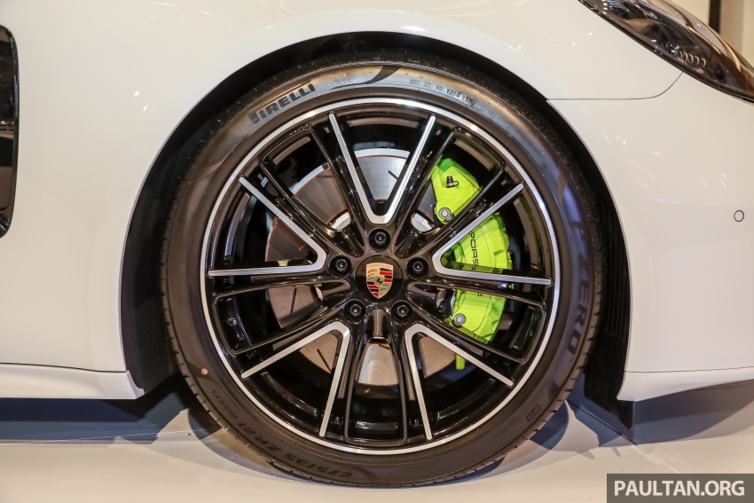 Porsche Panamera Sport Turismo in Malaysia – three variants including plug-in hybrid, RM990k to RM1.94m Image #798902