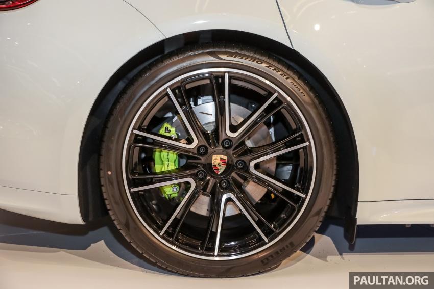 Porsche Panamera Sport Turismo – wagon mewah kini diperkenalkan secara rasmi di M'sia dengan 3 varian Image #798292