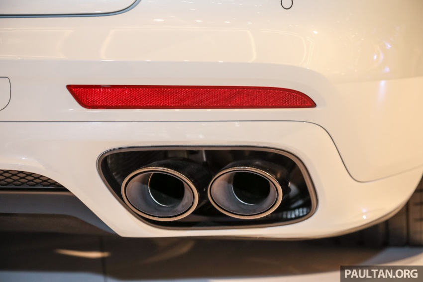 Porsche Panamera Sport Turismo – wagon mewah kini diperkenalkan secara rasmi di M'sia dengan 3 varian Image #798296
