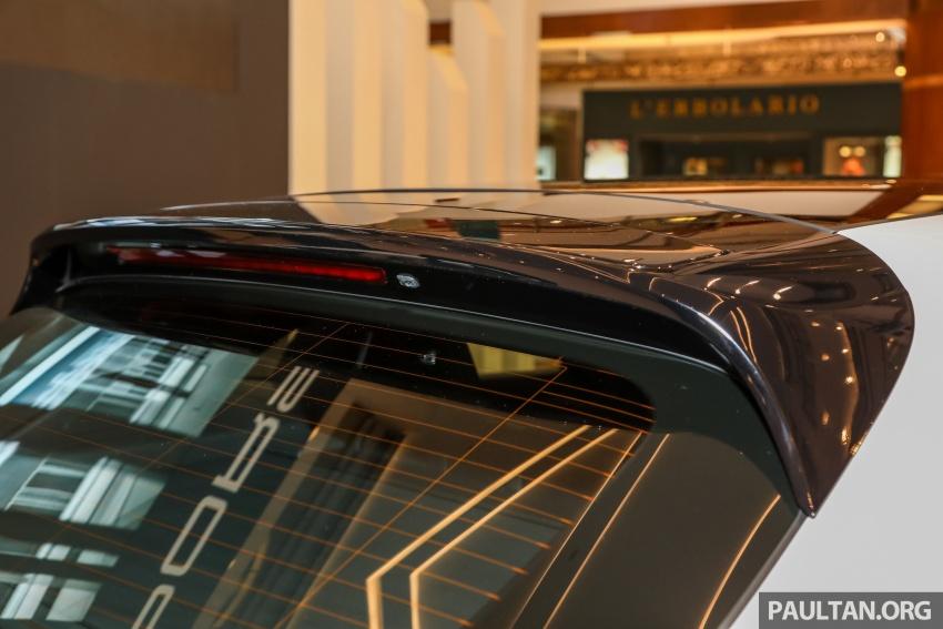 Porsche Panamera Sport Turismo – wagon mewah kini diperkenalkan secara rasmi di M'sia dengan 3 varian Image #798299