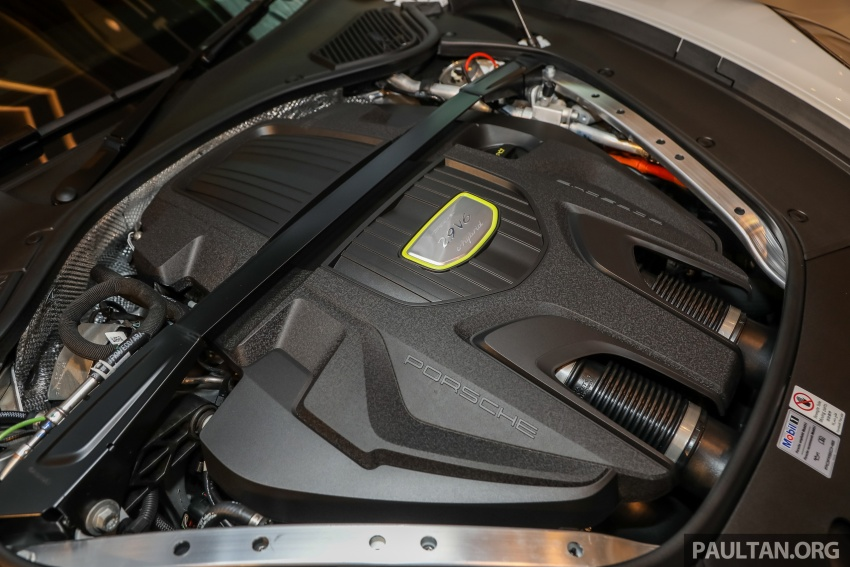 Porsche Panamera Sport Turismo – wagon mewah kini diperkenalkan secara rasmi di M'sia dengan 3 varian Image #798301