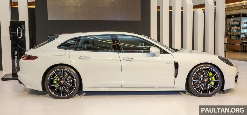Porsche Panamera Sport Turismo in Malaysia – three variants including plug-in hybrid, RM990k to RM1.94m Image #798886
