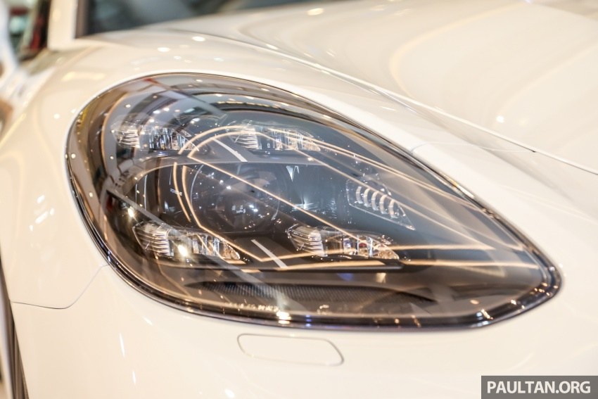 Porsche Panamera Sport Turismo – wagon mewah kini diperkenalkan secara rasmi di M'sia dengan 3 varian Image #798283