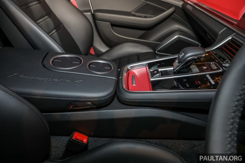 Porsche Panamera Sport Turismo – wagon mewah kini diperkenalkan secara rasmi di M'sia dengan 3 varian Image #798311